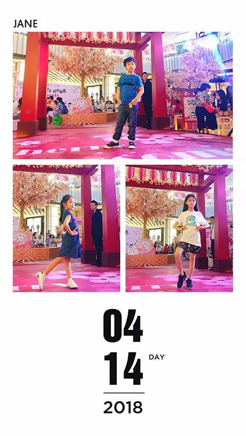 时代华娱中国好猫步,时代华娱T台秀
