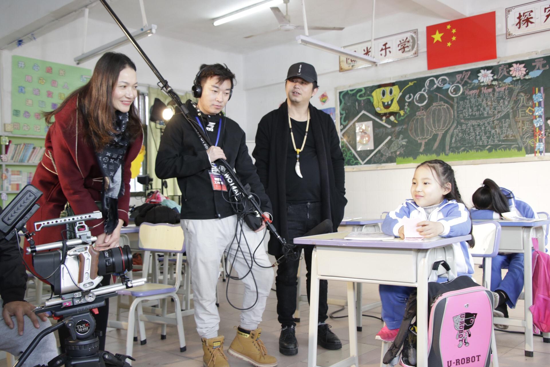 时代华娱李沛珊小童星当任小演员