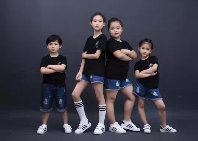 深圳时代华娱小童星