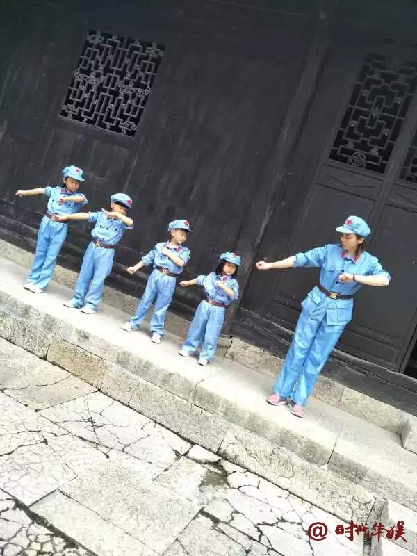 深圳时代华娱出品的《爸爸带我去》剧组8月2日在湖南湘西永顺县开机