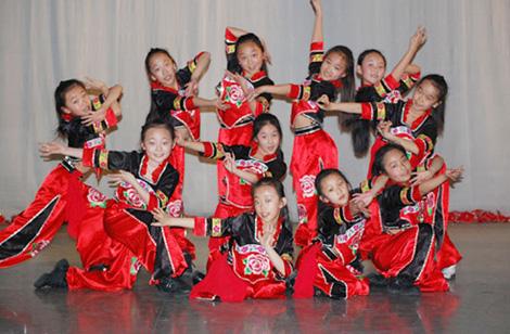深圳少儿舞蹈