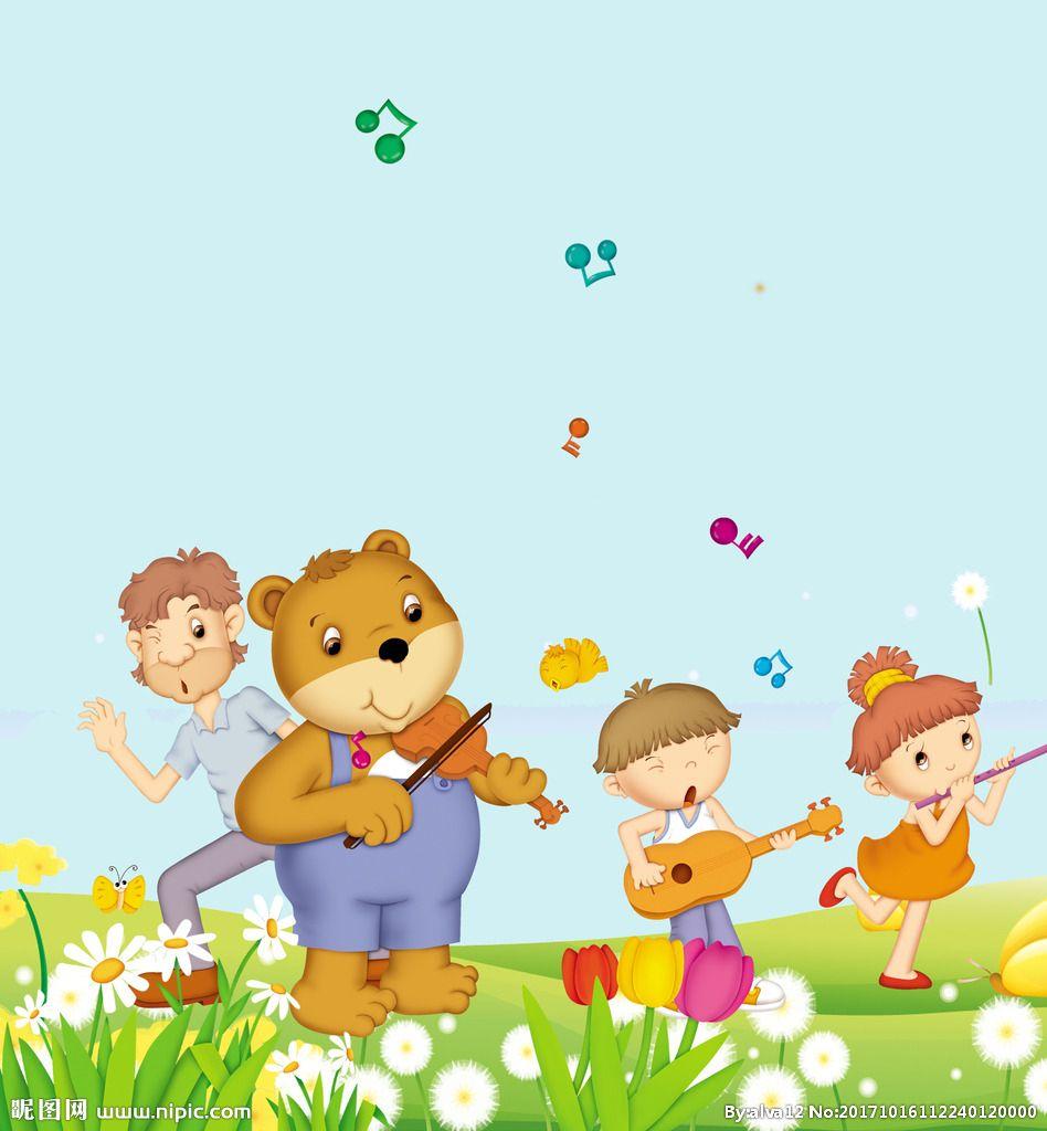 家长的陪伴在孩子学习音乐的过程中是十分必要的