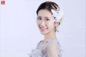 深圳时代华娱黄贝岭模特老师梁婉琳