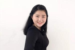 深圳时代华娱园岭分公司声乐老师杨欣